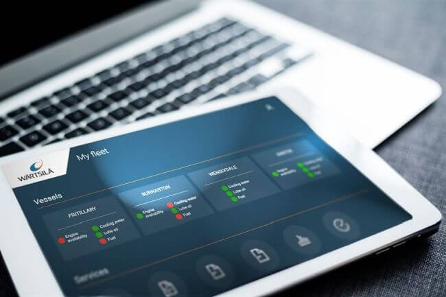 Wärtsilä Online launched to enhance customer experience in managing their installed assets