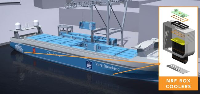 box-coolers-for-autonomous-container ship