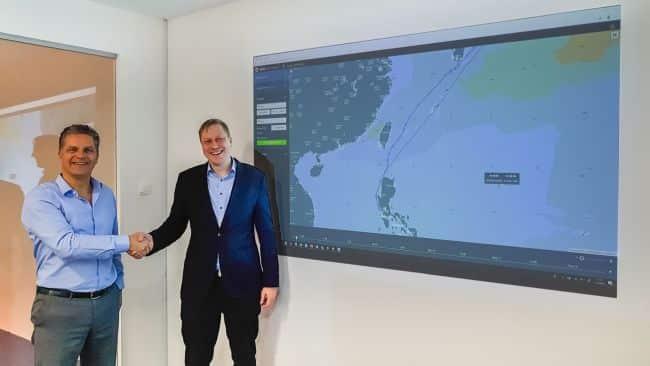 NAPA and ChartWorld partner to provide artificial intelligence-driven voyage optimisation