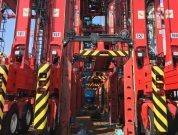 12 new hybrid straddle carriers