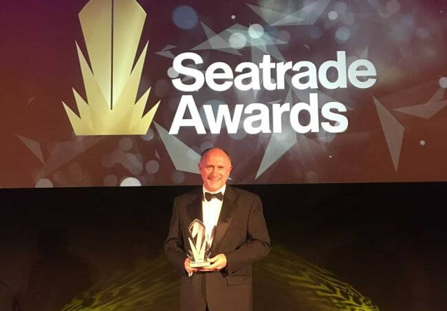 ABS Confirmed as Global Leader in Maritime Cyber Security at Seatrade Awards