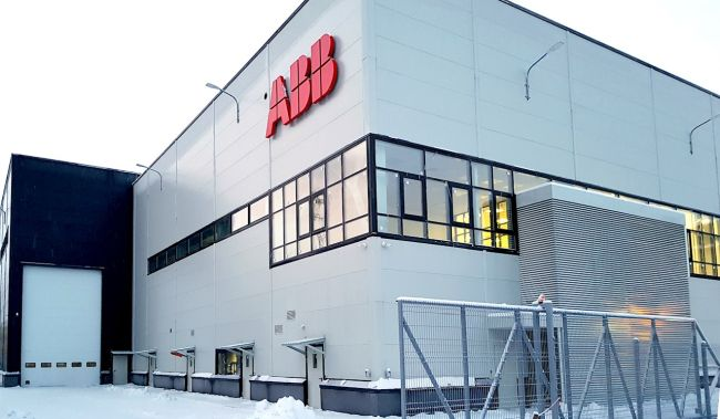 ABB_Marine_Service_Center_in_Murmansk_Russia