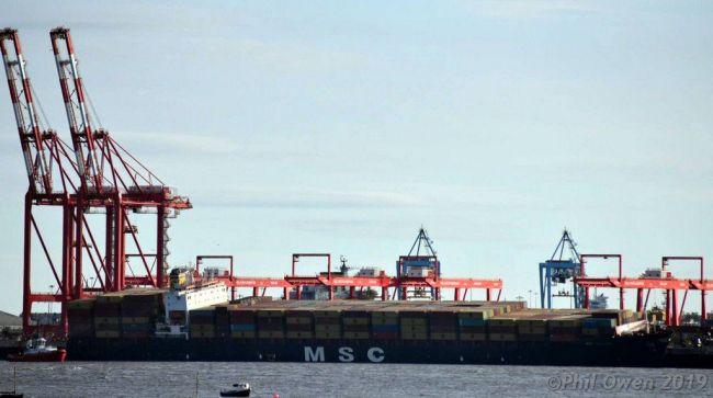 MSC Matilde list port of liverpool
