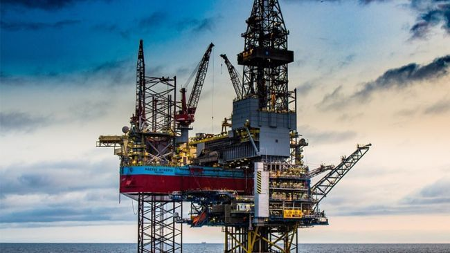 Maersk drilling Intrepid