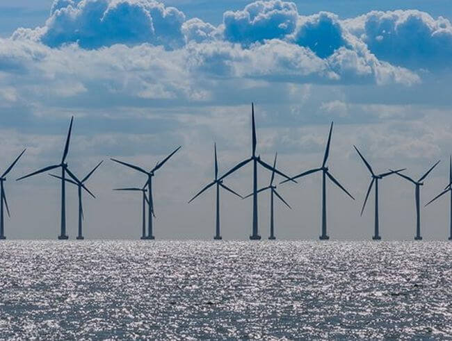 Offshore Wind Farm Representation