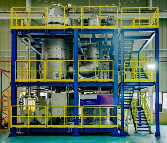 New Shanghai training facility prepares engineers for Alfa Laval PureSOx commissioning