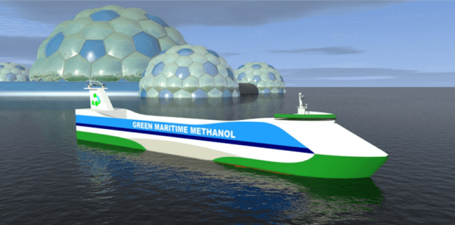 Major Dutch maritime companies join Green Maritime Methanol project