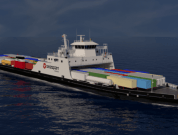 Two new LNG-Hybrid vessels to join Seaspan Ferries fleet