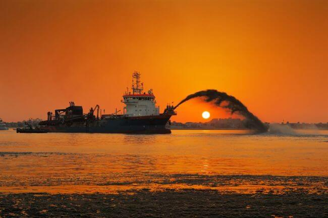 Wärtsilä HY for Dredger enhances dredging efficiency and sustainability