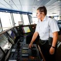 Woman Seafarer Mariner_Deck