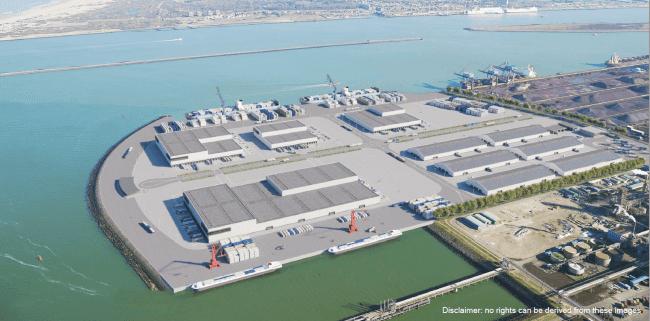 Port of Rotterdam Authority launches 'Rotterdam Food Hub'