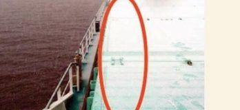 Two Crew Overboard – Never Found