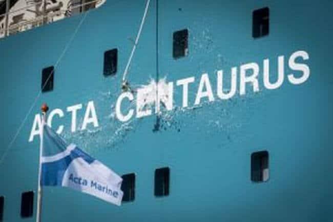 Acta Marine named its third Walk to Work Construction Support Vessel in Den Helder