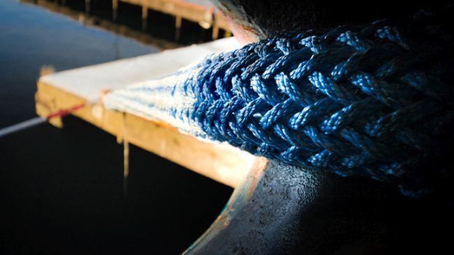 Wilhelmsen's latest rope technology pulls industry towards new, safer era of vessel mooring