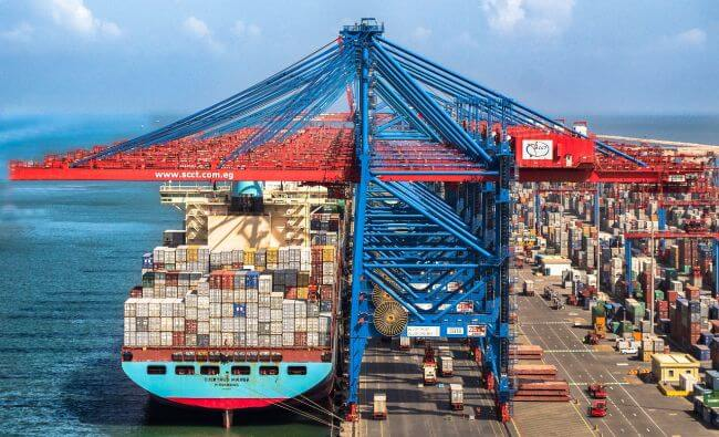 Suez Canal Container Terminal set to reinstate connectivity and competitiveness