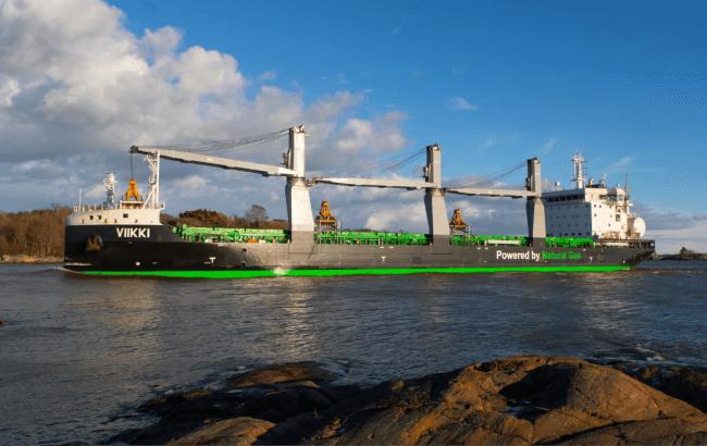 vikki ESL Shipping Green LNG