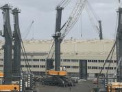worlds largest port cranes