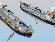 ABB to deliver benefits of integrated vessel systems to two dredgers built by Keppel Offshore Marine for Van Oord