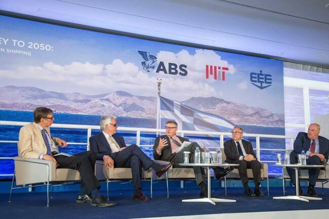 ABS Draws Industry and Academia Leaders to Greece to Analyze Decarbonization and Technology in Shipping
