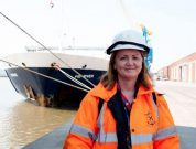Anne McLaren AoS Stella Maris Regional Port Chaplain Northeast and Humber