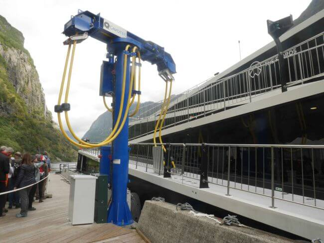 DNV GL ROMAS Remote operation ferry_