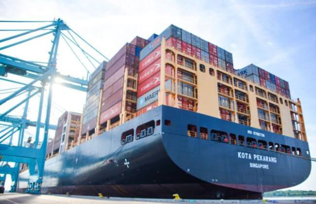 JAXPORT on pace for record container, auto volumes