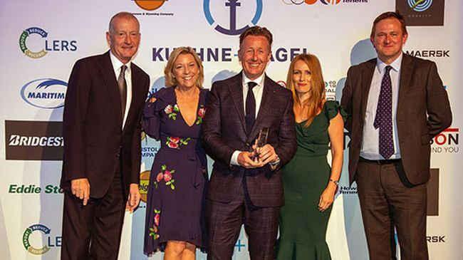 Msc Crowned Sea Freight Operator Of The Year 2019