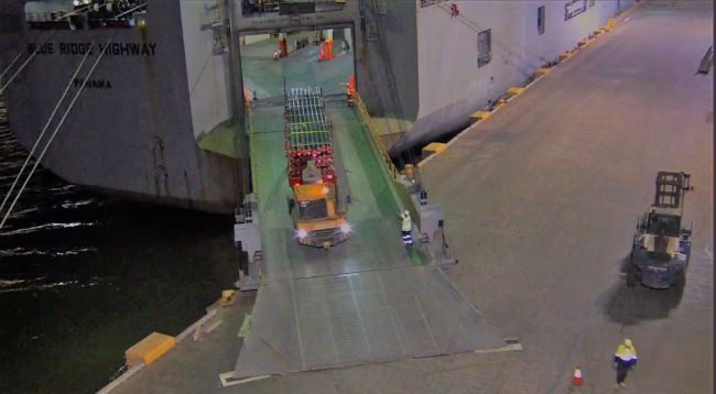 First RoRo Vessel In Port Hedland A Bonus For Industry