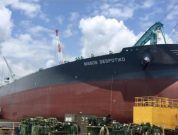 DELIVERY OF VLCC NEWBUILDING WITH 15-YEAR CHARTER