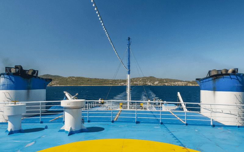 ship bridge deck