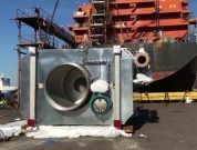 Shipping companies reduce Sulphur emissions with scrubbers