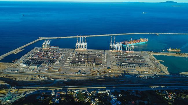 APM Terminals marks opening of second terminal at MedPort Tangier