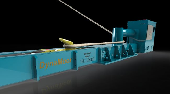 Trelleborg Launches DynaMoor to Improve Safety and Reduce Costs of Mooring Vessels