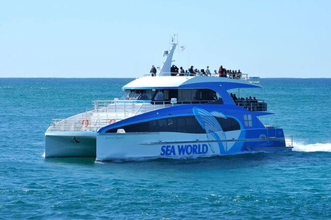 Australia Most Advanced Most Advanced Whale Watching Vessel_spirit of migaloo_2