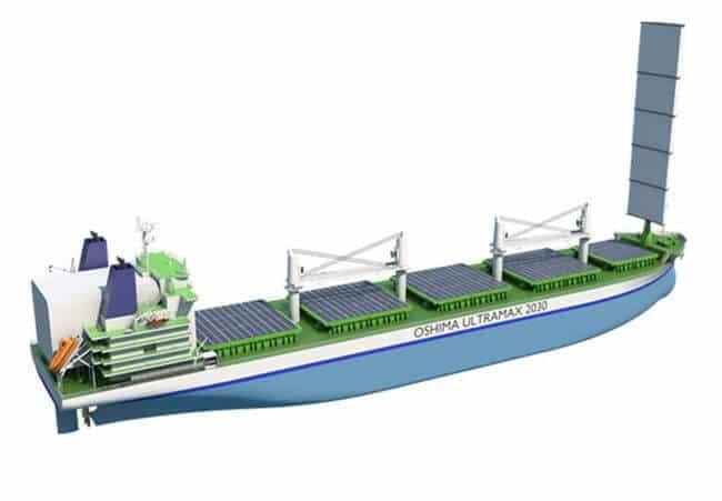 Bulk-Carrier-design-to-meet-IMO-2030-environmental-targets