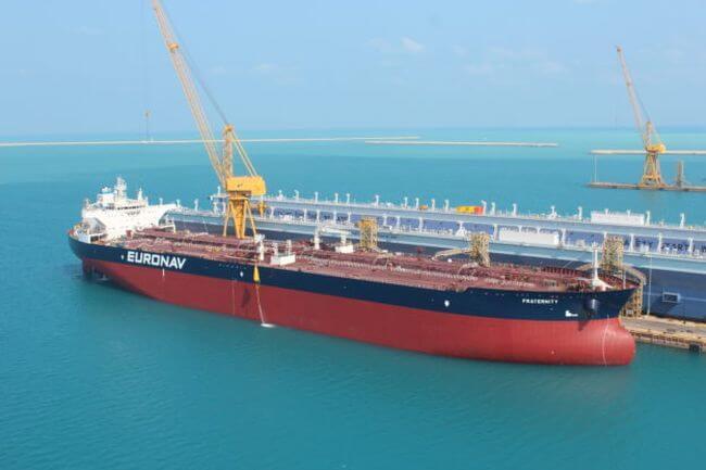 Ecochlor BWMS Announces Contract to Retrofit Euronav Tankers