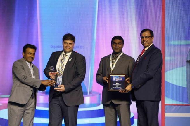 "Höegh Autoliners wins ""Best Shipping Line of the Year – RoRo Operator"" in India"
