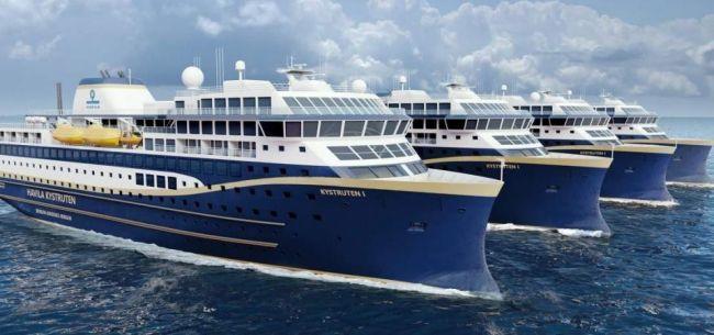Tersan Shipyard goes green for coastal cruise ships