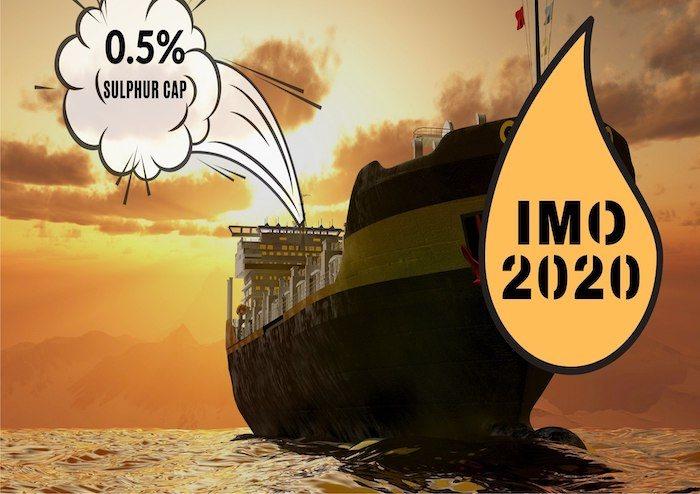 IMO 2020 Sulphur cap