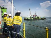 MAXAM successfully completes blasting operation for Singapore Port extension, led by DIAP-Daelim JV (DDJV)