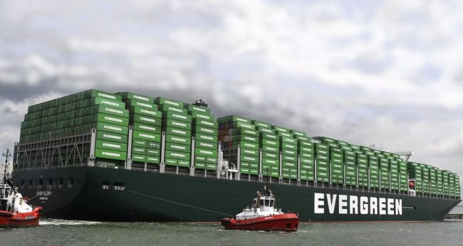 Containers drive throughput growth in port of Rotterdam