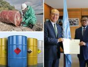 South Africa accedes to compensation regime for hazardous and noxious cargoes