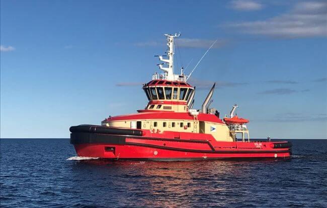 Wartsila Hybrid Ship