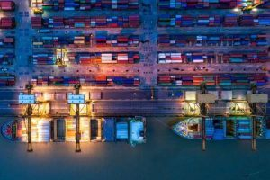 TradeLens blockchain-enabled digital shipping platform continues expansion with addition of major ocean carriers Hapag-Lloyd and Ocean Network Express