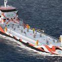 Asahi Tanker, Exeno Yamamizu, MOL and MC Agree on Strategic Partnership To Develop Zero-emission Fully Electric Vessels