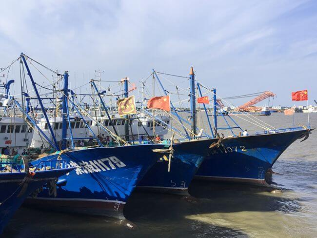 China fishing vessel safety workshop looks towards treaty ratification