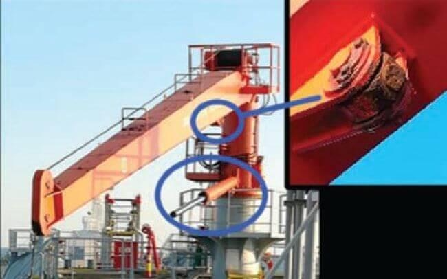 Deck crane failure sheds light on lack of maintenance