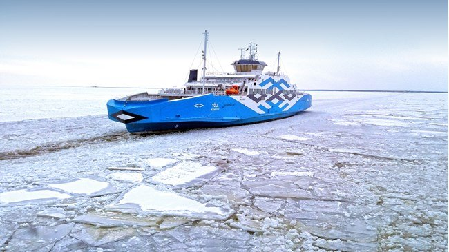 Estonia Battery Hybrid Ferry