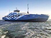 Estonia Battery-Hybrid Ferry