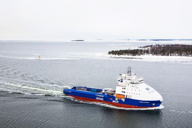 Ice-breaking_supply_vessel_Aleksey_Chirikov_equipped_with_ABBs_RDS_system_serves_production_platforms_of_the_Sakhalin-1project